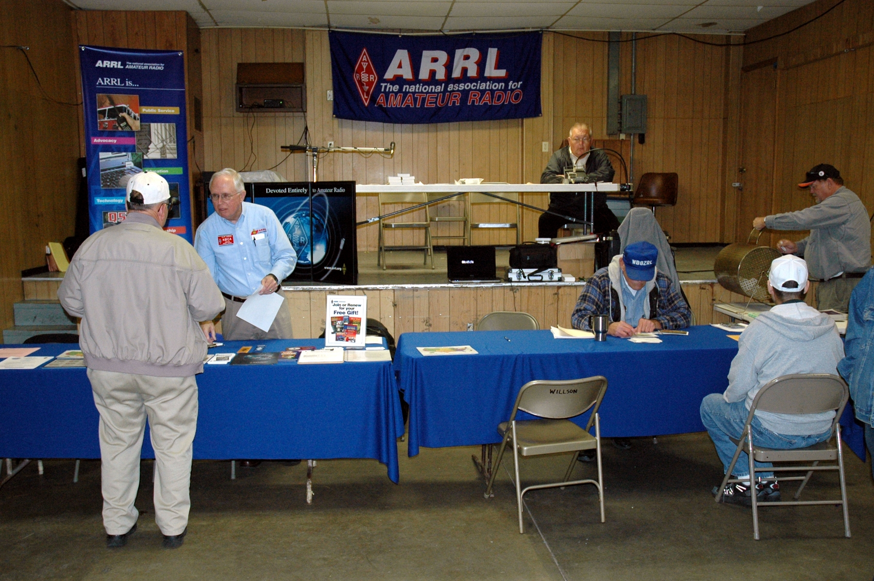 Pictures from 2010 Southeast Iowa Hamfest and ARRL Iowa